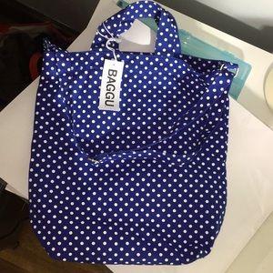 Baggu tote bag and crossbody bag NWT